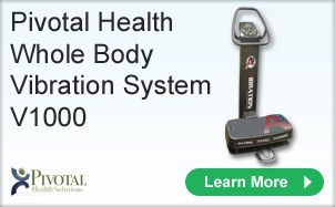 Pivotal Health Whole Body Vibration System V1000