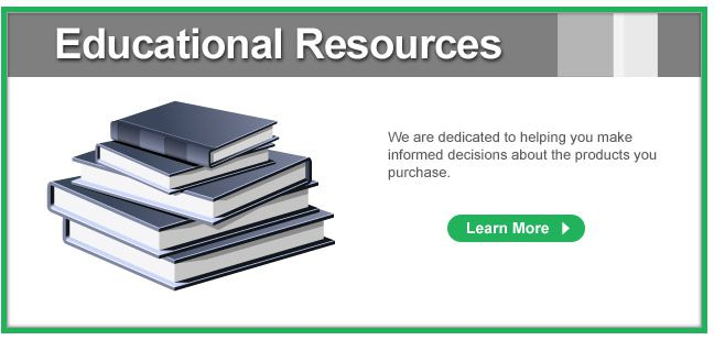 Check out our educational resources