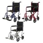Transport Wheelchairs - Lightweight Transport Wheelchair - Transporter Wheelchair