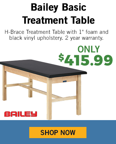 Bailey Basic Treatment Table