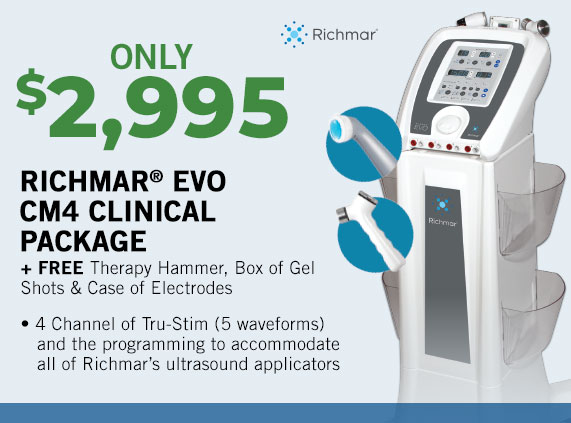 Richmar EVO CM4 Clinical Package