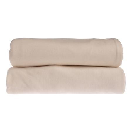 Pill Free Double Knit Cotton Sheets - Massage Table Sheets