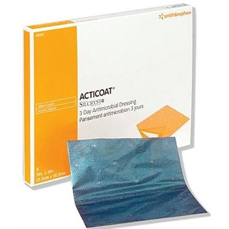 Acticoat Burn Dressing - 4 X 4""