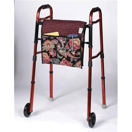 CROCHET PATTERNS FOR WALKER BAGS | Crochet Patterns Only
