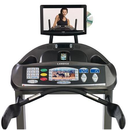 Landice Treadmill Vesa D Bracket Mounting For Tablets Monitor
