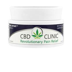 CBD CLINIC™ Level 5 Pro Sport™ 44g Jar - Buy 12 Get 3 Free + 24 (1gm) Sample Packets