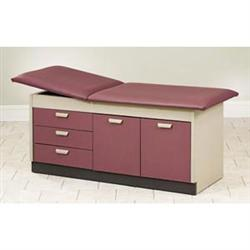 Clinton 2 Door 3 Drawer Treatment Table 30'W