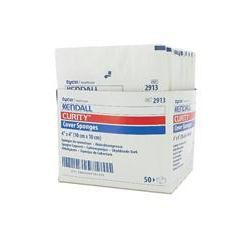 Curity Cover Sponge - 4' X 4' Sterile 2'S