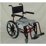 Advanced Folding Shower/Commode Chair, Model 922