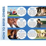 How To Refer Others Poster