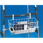 Deluxe Walker Basket With Stabilizing Bars