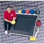 1 Tier Ball Rack For Plyoback