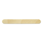 "ReliaMed Sterile Wooden Tongue Depressor, 3/4"" wide"