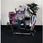 Invacare Reliant Full-Body Sling W/Commode Opening