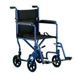 Invacare Aluminum Transfer Chair 19""
