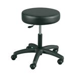 Winco Gas Lift Stool Black