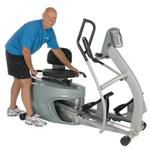 SCIFIT Rex Orbi-Linear Trainer W/ Swivel Seat