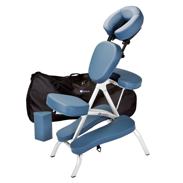 Buy EarthLite Vortex Portable Massage Chair Package