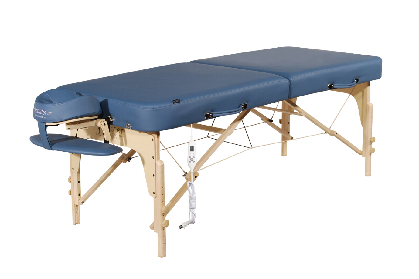 Buy Master Massage Equipment Phoenix Portable Massage Table With Therma Top Package