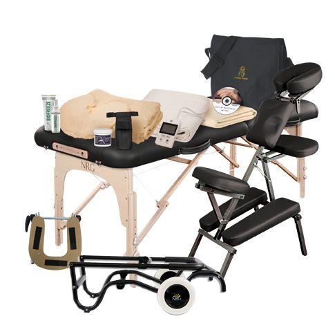 Ultimate Massage Therapist Massage Business Starter Kit