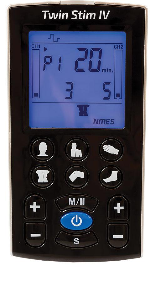 2nd Generation Intensity Twin Stim Iv Digital Tens Amp Nmes