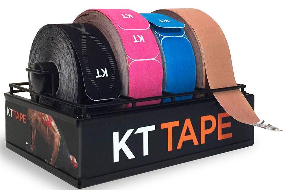 KT tape for trans men binding