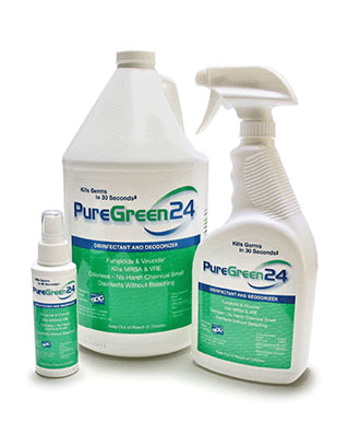 Disinfectant & Sanitizer Sprays