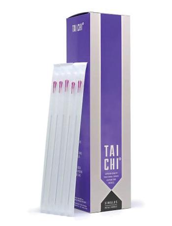 Tai-Chi™ Singles Acupuncture Needles, 0.30 Dia x 125mm L