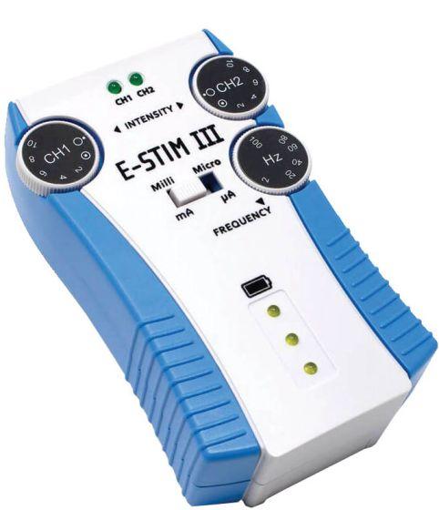 E-Stim III® Dual Channel Stimulator