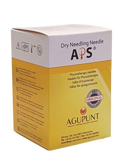 Aps Dry Needles Box/100-0.25