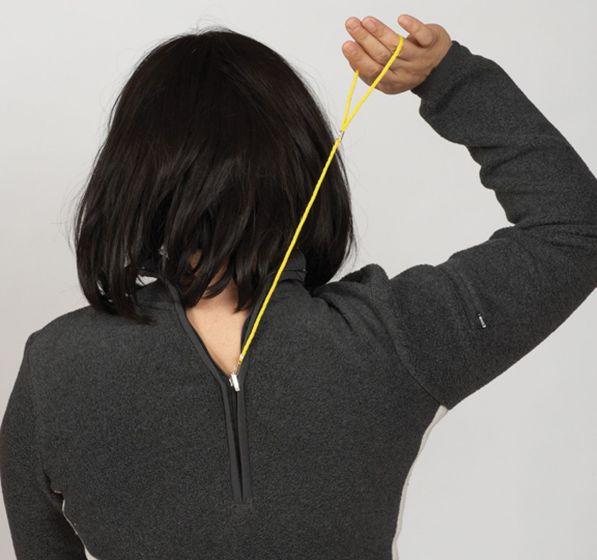 Cord Type Zipper Pull