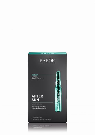 BABOR After Sun Ampoule Concentrate
