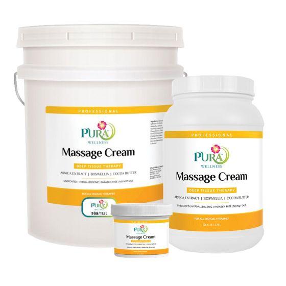 Pura Wellness™ Deep Tissue Massage Cream