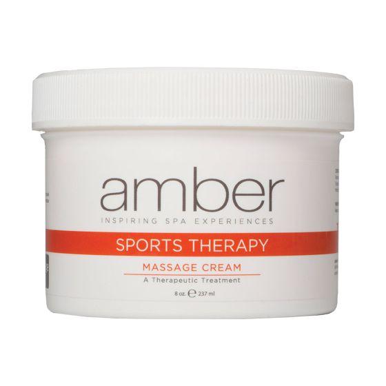 Amber Sports Therapy Massage Cream