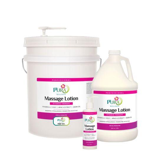 Pura Wellness™ Vitamin Therapy Massage Lotion
