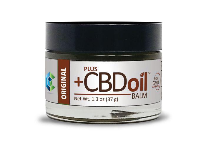 Plus CBD Oil™ Original CBD Balm - 50 mg CBD - 1.3 oz.