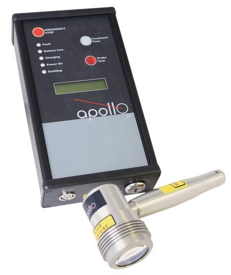 Apollo Portable Control Unit + 810 nm Laser Cluster