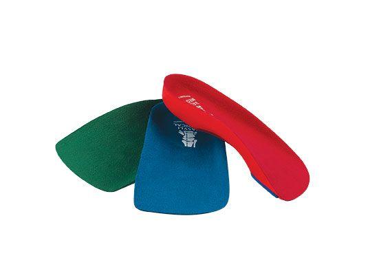 Vasyli 3/4 Length Orthotics - 1 Pair Custom Fit Orthotic Shoe Inserts & Insoles