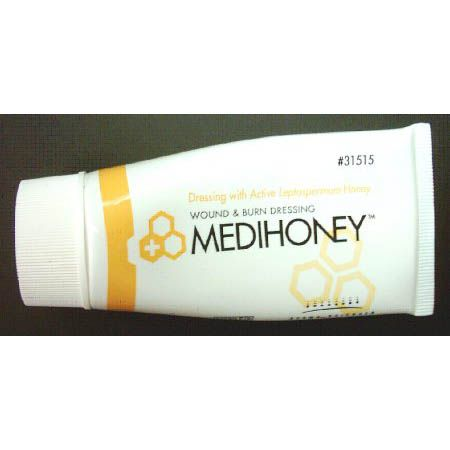 MEDIHONEY® Paste Dressing – 1.5 oz Tube 12/Case