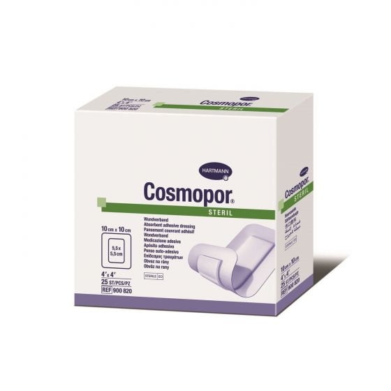 Cosmopor Adhesive Wound Dressing Sterile Latexfree