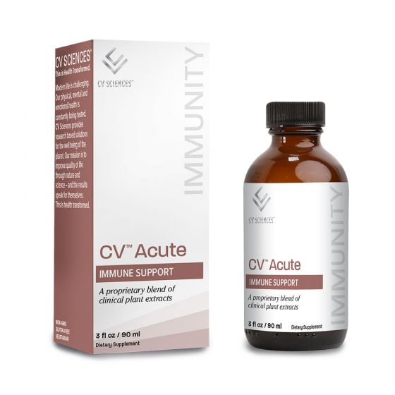 CV™ Acute Immune Support 3 oz