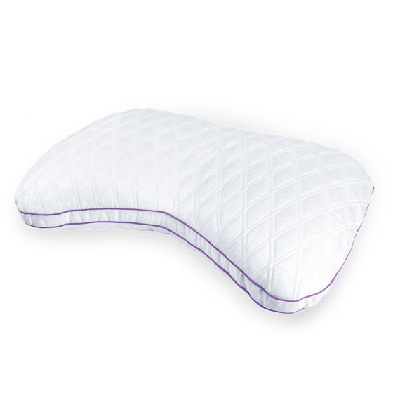 Glideaway® Quest Low Profile Memory Comfort Fiber Pillow
