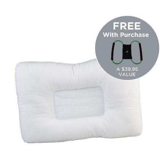 Buy (6) NRG® Cervical Support Pillow Get (1) Free Posture Medic