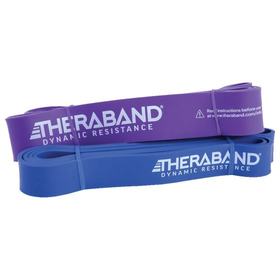 TheraBand® High Resistance Band – Heavy & X-Heavy Set