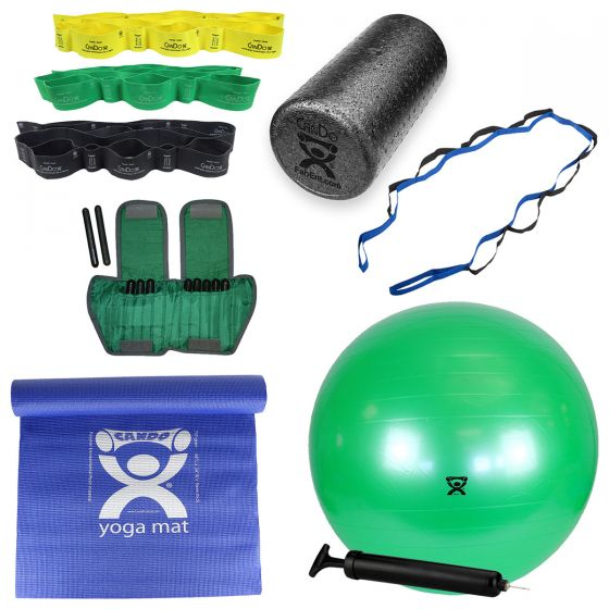 CanDo® At-Home Exercise Kits – Deluxe