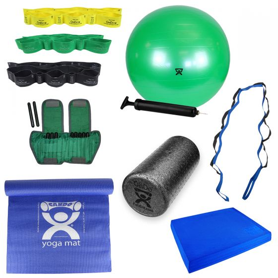 Cando At Home Exercise Kit - Complete