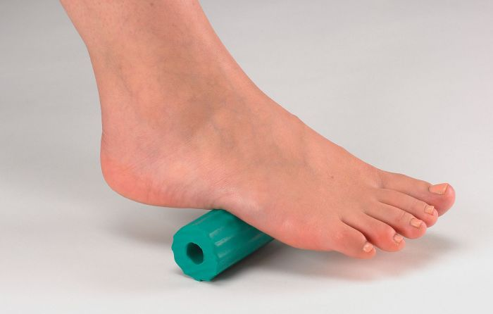 Thera-Band Foot Roller - As Seen on The Doctors TV Show - TheraBand Foot Roller