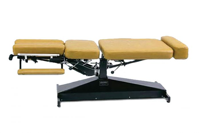 Leander STAT Series Stationary Adjustment Examination Table with Adjustable Height
