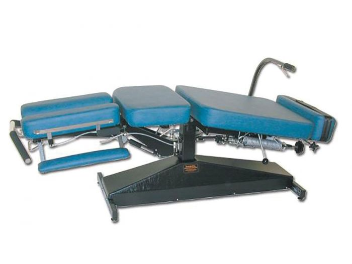 Leander LITE Manual Flexion Distraction Table with Adjustable Height