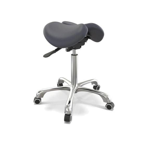 Master® Massage Equipment Berkeley Ergonomic Split Seat Style Saddle Stool